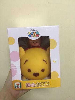 Winnie the Pooh 維妮燈