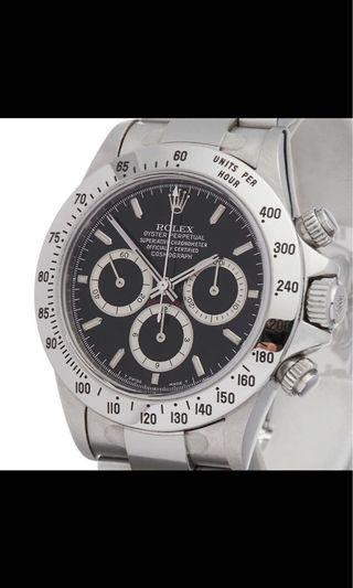 WTB Rolex Daytona 116520
