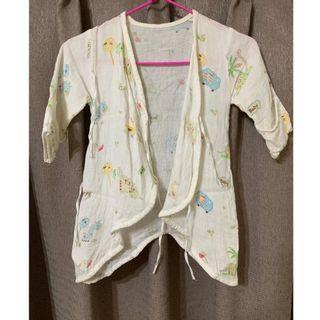 🚚 新生兒 肚衣 紗布衣 蝴蝶衣 上衣 衣服 爬服 嬰幼兒 童裝