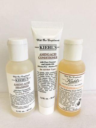 Kiehl's Bath Set (Travel Size)