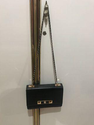 Sling bag (charle and keith)