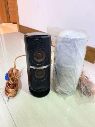 🚚 Two way Woodcone Speaker