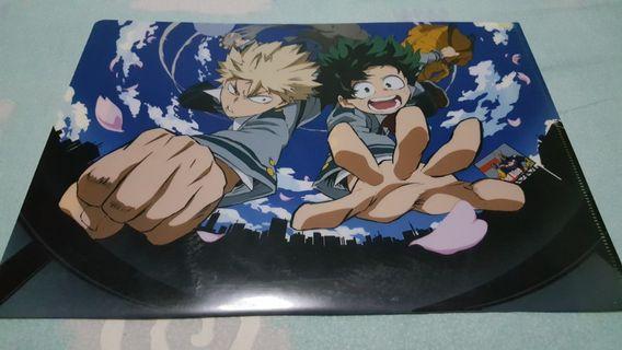 Anime file (BNHA)