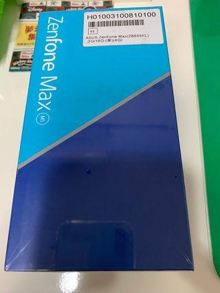 ASUS ZenFone Max 5.5 inch 16G NEW