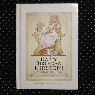 Happy birthday Kristen!