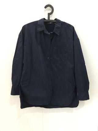 Uniqlo Long Shirt