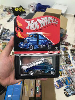 Hot Wheels Cabbin' Fever