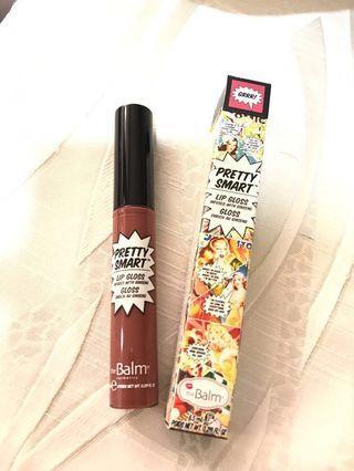 The Balm Pretty Smart Lipgloss