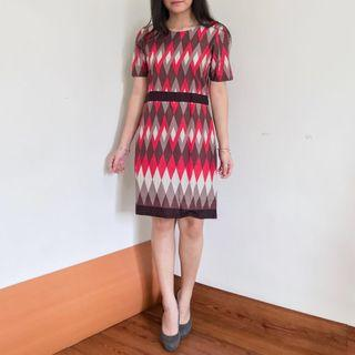 Dress Batik Tribal / Tapis