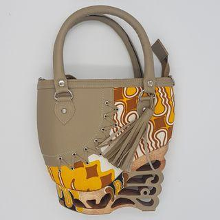 Exotic Handmade Indonesian Handbags (only one piece available per design)