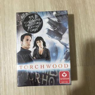 🚚 BN Torchwood collectors poker card