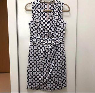 Geo pattern dress #MTRtko