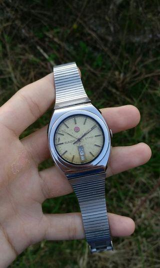 Rado stag vintage swiss made