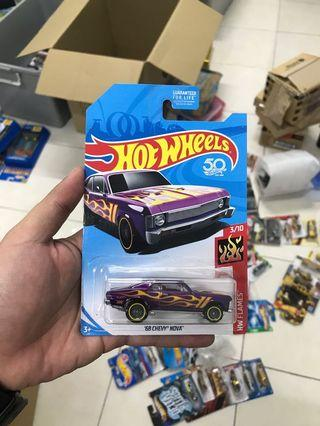 Hot Wheels '68 Chevy Nova STH