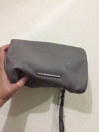 Charles & keith boxy pouch