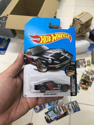 Hot Wheels Nissan Fairlady Z STH