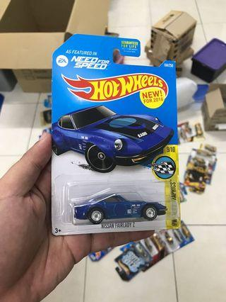 Hot Wheels Nissan Fairlady Z