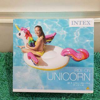 INTEX RIDE ON UNICORN