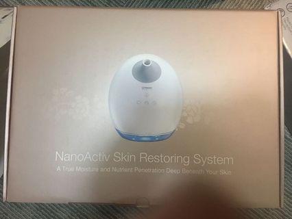 Oregon scientific nanoactiv skin restoring system