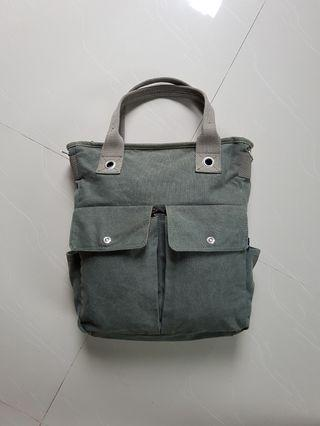 Square Totebag Canvas