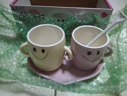 Pair Mug Set Love