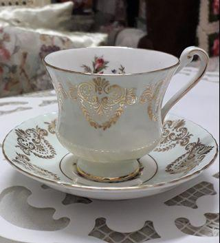 Paragon Teacup & Saucer - single duo