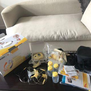 Medela Freestyle Breast Pump double-electric