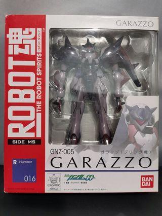 Robot魂 016 Garazzo 全新未開 高達 gundam