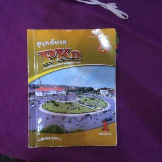 Buku pkn kelas 1 sma