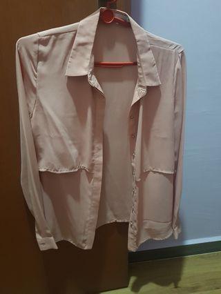 Love Bonito,long button shirt