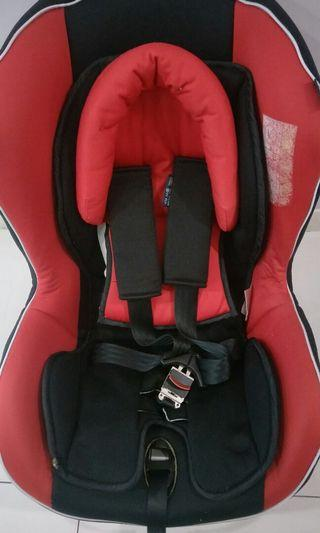 Baby Car Seat with three positions adjustments