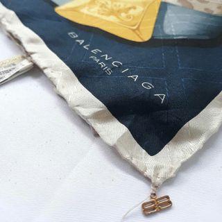 Balenciaga Paris Scarf scarves shawl