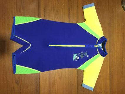 Thermal swimsuit for boy abt 120-122cm
