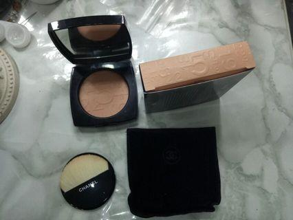 Chanel powder authentic