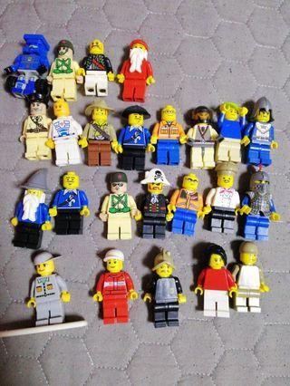 Lego Minifigures(HURRY SUPER PROMOTION)