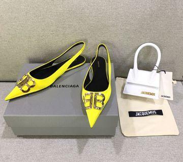 Balenciaga Shoes Jacquemus
