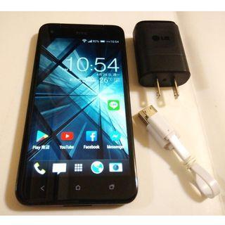 <二手良品螢幕無刮傷>HTC Butterfly x920d 5吋 安卓4.4 四核 2G/16G 功能正常只要1200