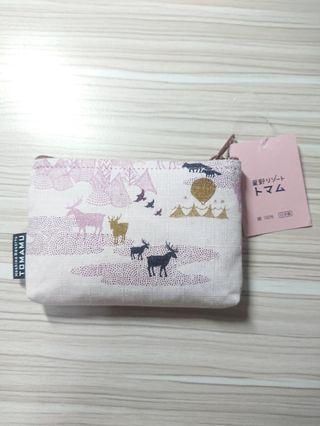 日本製零錢卡包