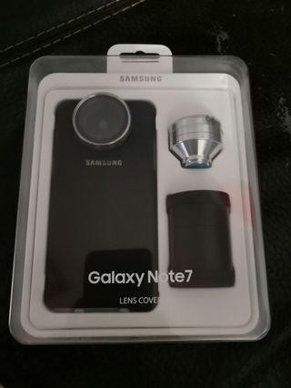 Samsung Galaxy Note 7 Lens Cover