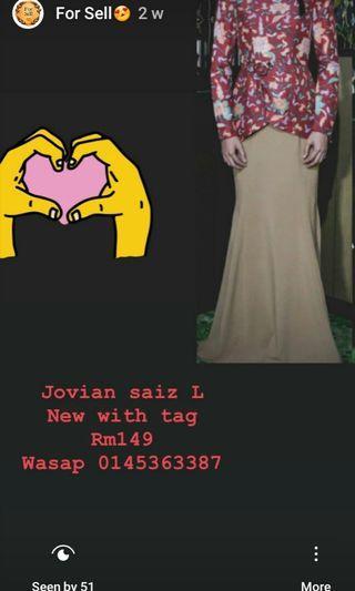 Jovian mandagie batik L