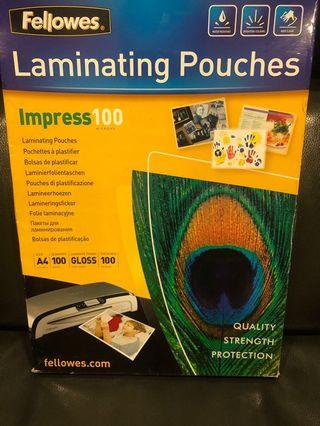 Followes A4 Laminating Pouch