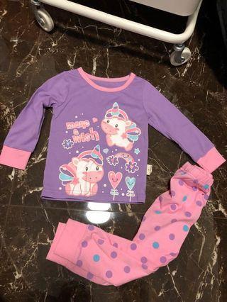 🚚 Kids Unicorn Pyjamas
