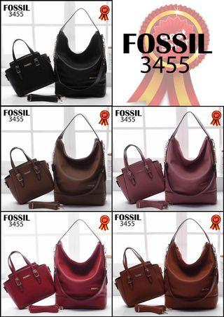 FOSSIL HOBO Glamour 2in1