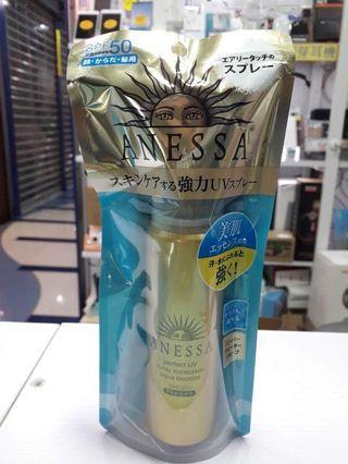 超值價$119 日本 ANESSA超防水UV噴霧SPF50+ PA++++ (60克)