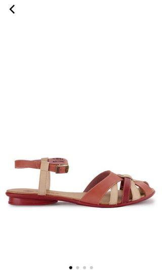 Sendal Triset / triset shoes sandal flat open toe flat shoes