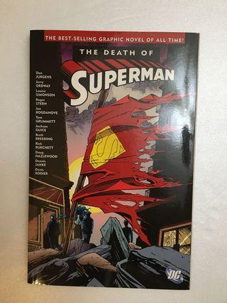 The Death of Superman Compilation
