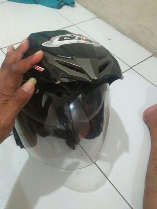 Helmet. GM