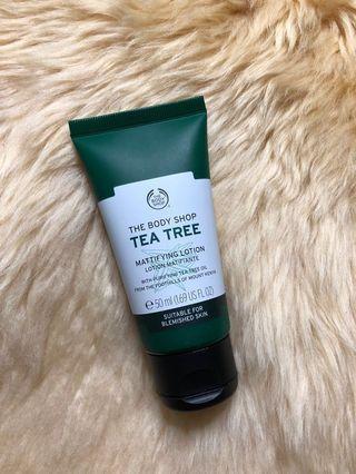 The Body Shop Tea Tree Mattifying Lotion (FREE ONGKIR!)
