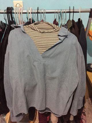 fashion wanita/atasan wanita