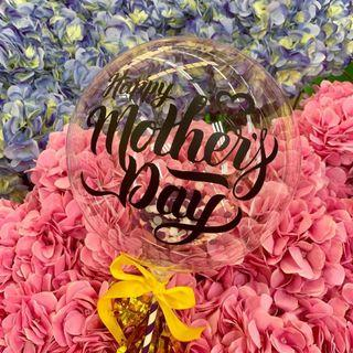 """Mother Day 2019_7"""" Customised balloon"""